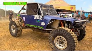 STROKED 427 LSX ULTRA4 RACE CAR IS ANGRY