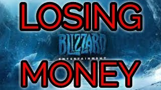 Blizzard STOCKS DROP after NPC move! HOW LONG CAN THEY GO THIS TIME?