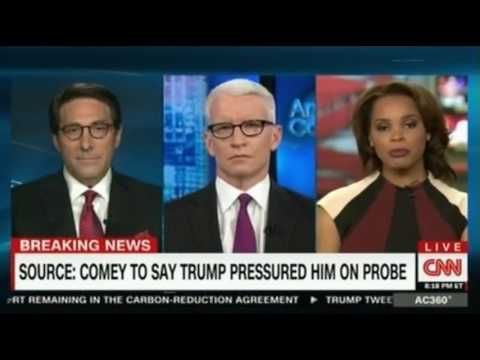 Anderson Cooper CNN moderates an angry debate over Testimony