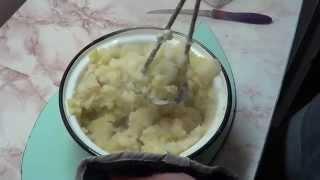 Картофельное пюре, рецепт приготовления с молоком(Рецепт приготовления картофельного пюре с молоком, быстро, просто, и вкусно. В рецепте используются: 1 кг...., 2013-05-18T19:45:39.000Z)