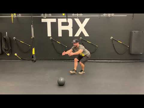 TRX at Home l Total Body Conditioning with Coach Zack