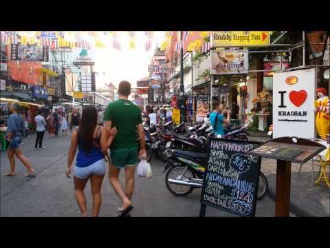 Bangkok to Pattaya  (Winter Break Cycle Tour Intro)