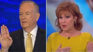why bill o reilly says he ll never appear on the view again
