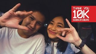 THANK YOU FOR THE 10K SUBSCRIBER !!! (VLOG #5 2:4)