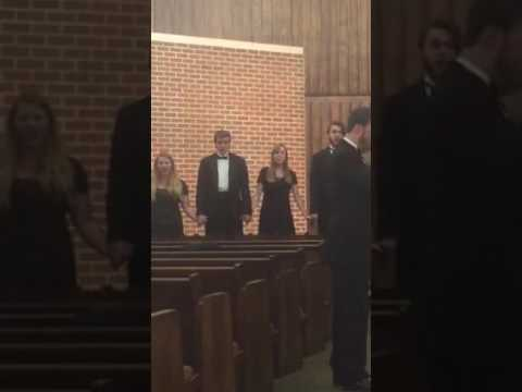 The Lord Bless You and Keep You -Faulkner University Concert Chorus