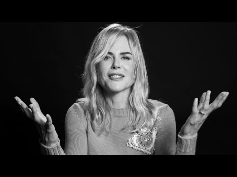 "Nicole Kidman Could Go on ""Survivor"" and Crush It 