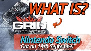 What Is?... GRID Autosport on Nintendo Switch