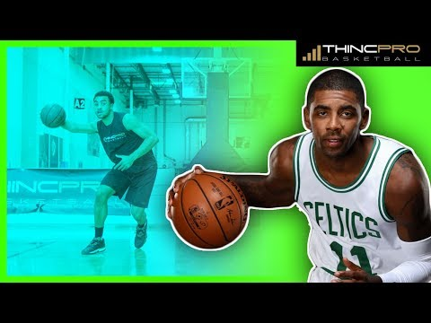 How to: FINISH At The RIM like Kyrie Irving!! 🏀🔥 Top 6 NBA Finishing Moves to ATTACK The RIM!!!