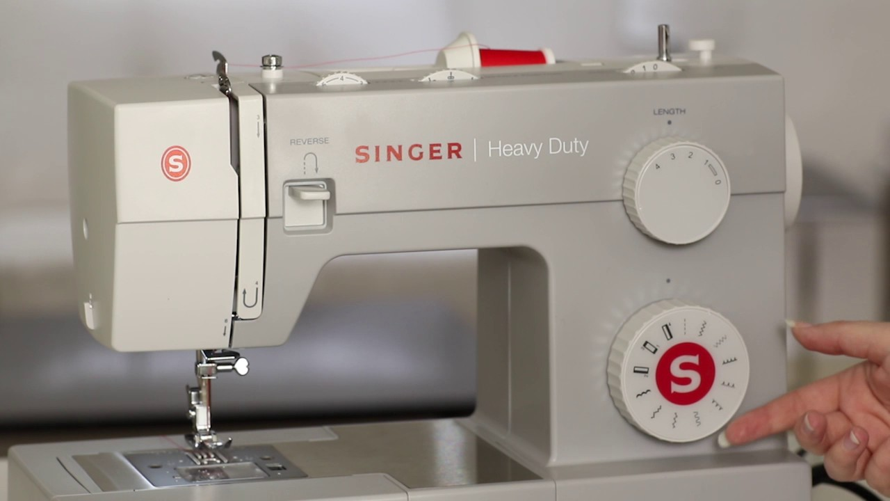 Singer 4411 Heavy Duty Threading Youtube Tutorials On Winding Your Bobbin And Sewing Machine Company