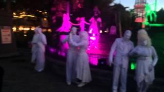 Kings Dominion Halloween Haunt Overlords Resurrection 10-4-14