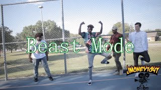 A Boogie Wit Da Hoodie - Beast Mode feat. PnB Rock, NBA Young Boy (Dance Video) shot by @Jmoney1041