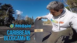 Caribbean BlogCam #16 Mellow Electric Longboard Test