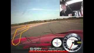 TVR Griffith 500 - Driving experience Prestwold Hall