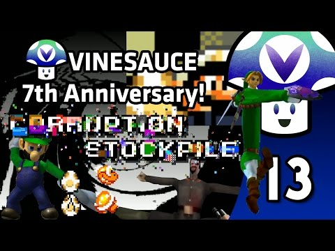 [Vinesauce] Vinny - Corruption Stockpile: 7th Anniversary Special! (part 13)