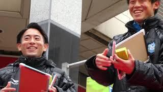 中川選手・大橋選手・鈴木選手・柴田選手・武富選手・古林選手による「...
