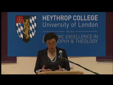 The Thinking Catholic in Public Life by The Rt Hon. Baroness Scotland of Asthal, QC