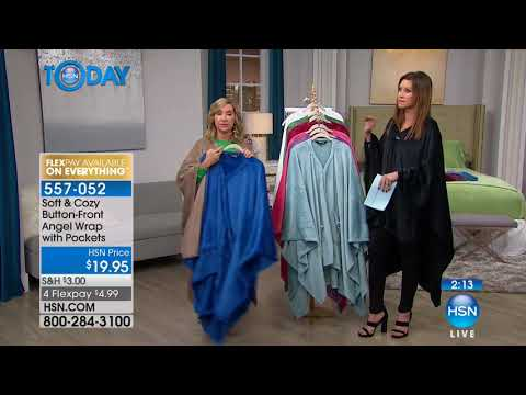 HSN | HSN Today: Home Gifts 12.01.2017 - 07 AM
