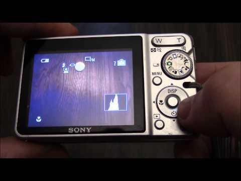 The Sony Cybershot DSC-S750 Digital Camera Review And Instructions