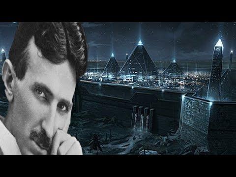 Tesla Je Otkrio Neverovatnu Tajnu Piramida : Drevna Tehnologija