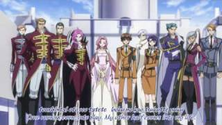 Repeat youtube video Code Geass Opening 2 - Subbed HD