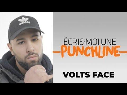 Youtube: Écris moi une punchline avec Volts face