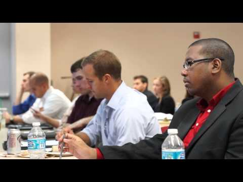 UNLV Lee Business School Dual MBA/Hotel - James Mitchell