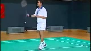 李玲蔚羽毛球2快速提高 5抽球練習