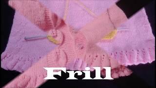 Knitting Frill