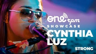 Cynthia Luz - Strong - ONErpm Showcase