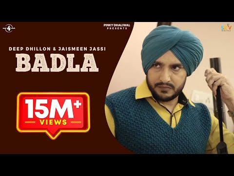 New Punjabi Songs 2015 | BADLA | DEEP DHILLON & JAISMEEN JASSI | Punjabi Songs 2015