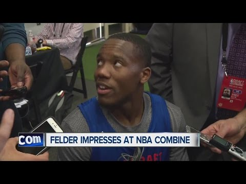 Kay Felder impresses at NBA Combine