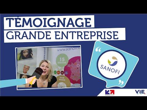Sanofi & le V I E - recruter les managers de demain [Katell Martin,  responsable V I E]