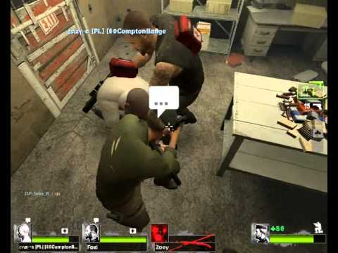 For gmod dead left nude