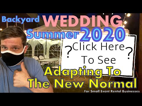 social-distancing-party---backyard-wedding---event-rental-business-idea-the-new-normal-mock-wedding