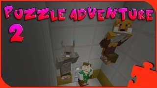 Minecraft Xbox - Puzzle Adventure - Triplicity The Overgrown Facility [2]