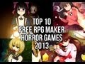 Top 10 Free RPG Maker Horror Games 2013: FreePCGamers Tops