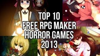 Top 10 Free RPG Maker Horror Games 2013: FreePCGamers Tops