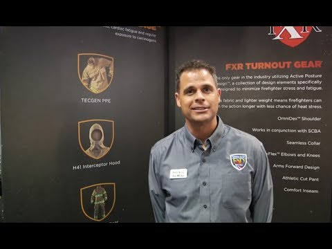 Tory King Discusses the Fire-Dex Interceptor Package™ at FDIC 2017