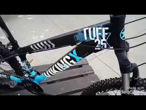 9001798b7f Bicicleta Vikingx Tuff 25 Freeride Freio Disc Shimano 21 R26 - YouTube