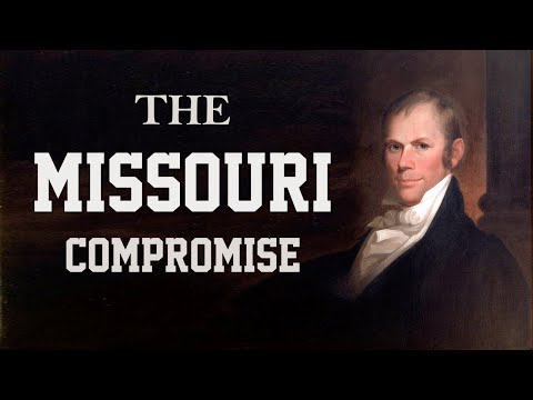 The Missouri Compromise of 1820 (APUSH Review - Period 4)