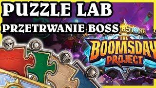 ETAP: PRZETRWANIE BOSS - Hearthstone Puzzle Lab