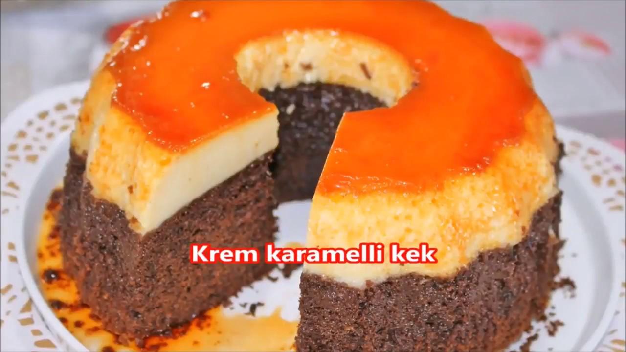 Tarçınlı karamelli kek tarifi 65