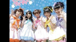 【新曲】Sweet☆Pastel 5人組にパワーアップして初のシングルを3月14日...