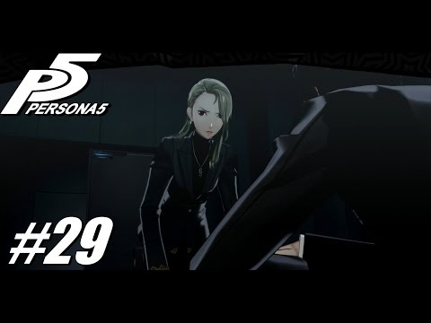 Persona 5 Gameplay & Walkthrough Part 29 Aftermath Of Kaneshiro's Demise No Commentary