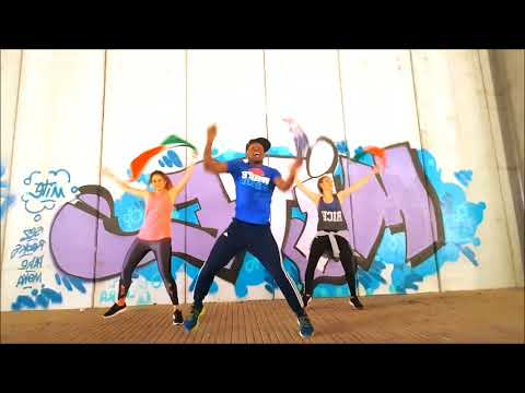 Colors - Jason DeRulo and Maluma Zumba choreography