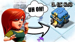 HE TRIED TO TROLL ME IN CLAN WAR LEAGUE! - Clash Of Clans