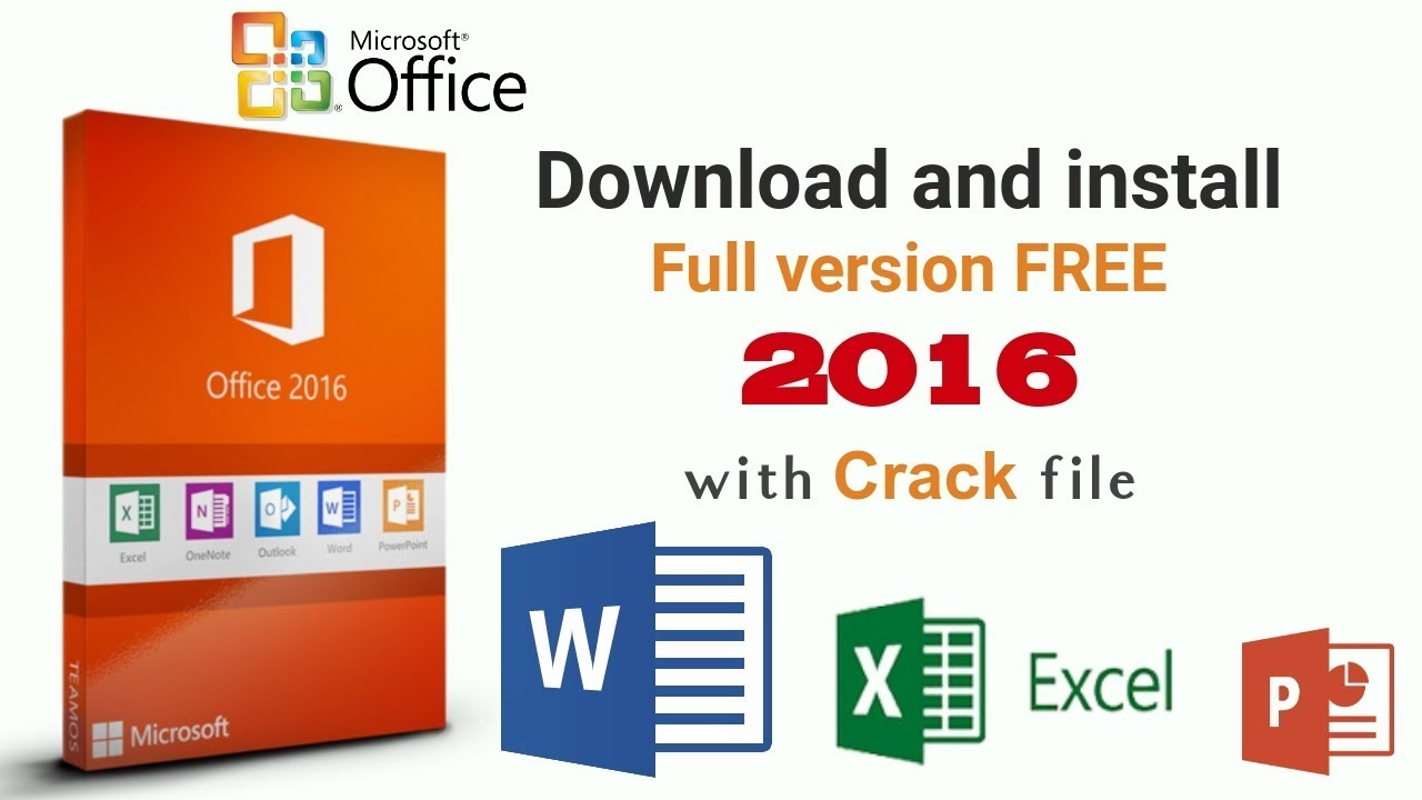 download microsoft office 2018 crack free