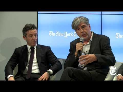 New York Times | International Luxury Conference | 2016 | Day 2 | Underwriting the Future