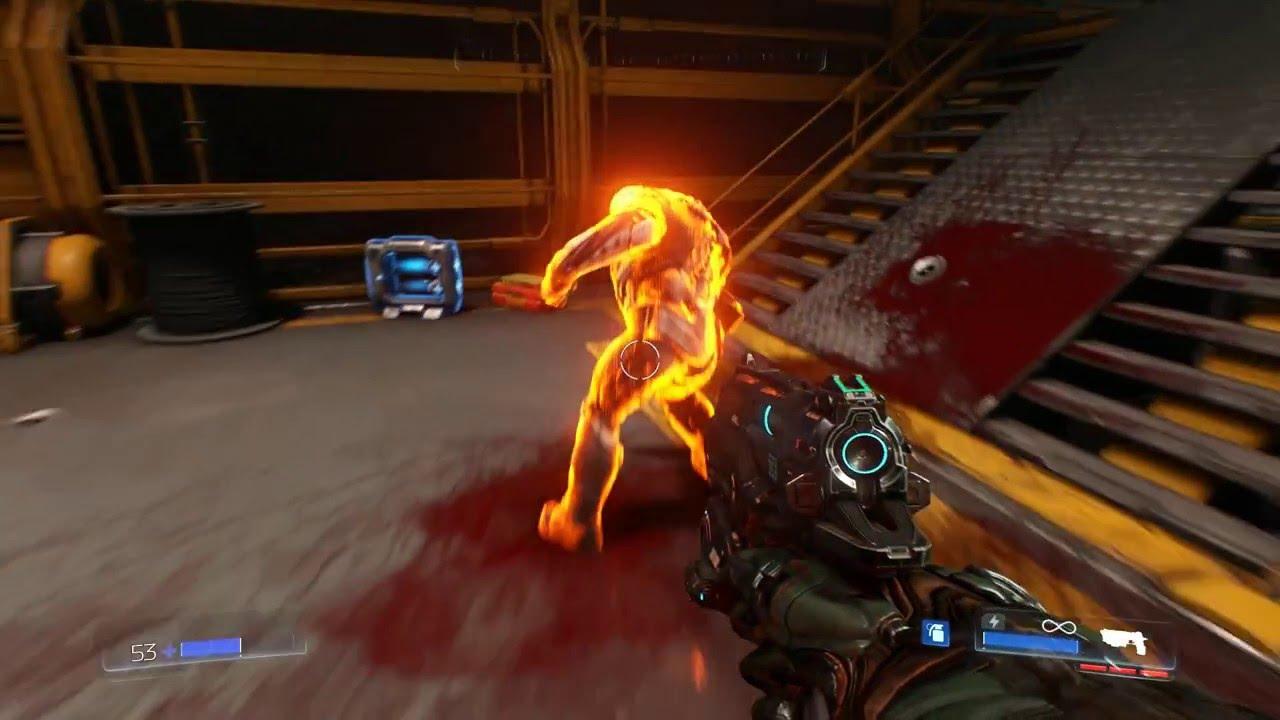 Doom 4 полное прохождение с секретами