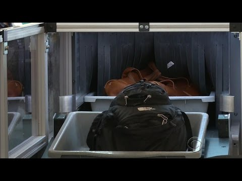 5c1f13d86 TSA testing new screening procedures for carry-on bags - YouTube